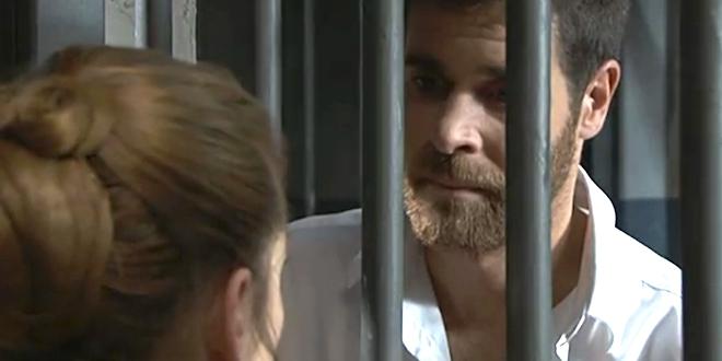 Una Vita anticipazioni: PEÑA scagiona FLORA e viene arrestato!