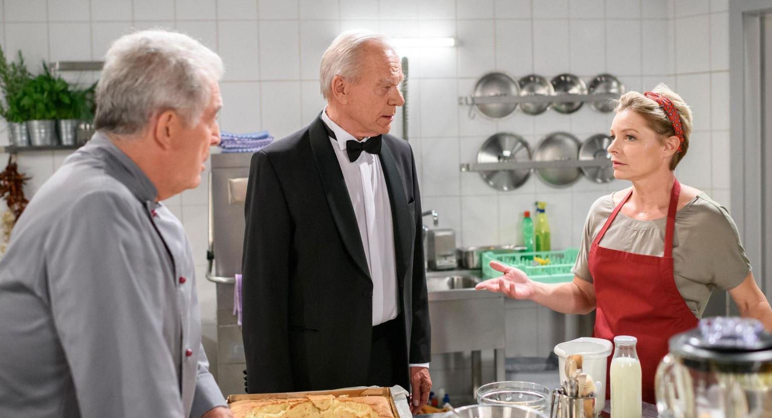 """Tempesta d'amore, anticipazioni italiane: Werner fa da """"Cupi"""