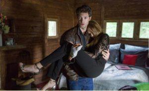 Joshua ritrova Valentina, Tempesta d'amore © ARD Christof Arnold
