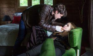 Joshua ritrova Valentina in una baita, Tempesta d'amore © ARD Christof Arnold