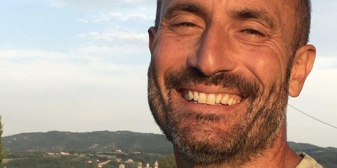 GIORGIO BORGHETTI interpreta Fabrizio Rosato a Un posto al sole