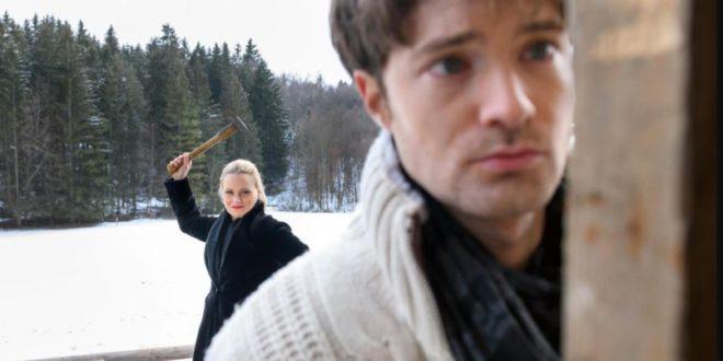 Annabelle vicina ad uccidere Joshua, Tempesta d'amore © ARD Christof Arnold