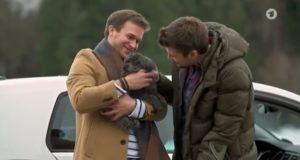 Boris e Tobias adottano Uschi, Tempesta d'amore © ARD (Screenshot)
