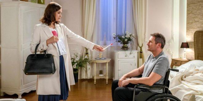 Eva accetta di fare il test del DNA, Tempesta d'amore © ARD Christof Arnold