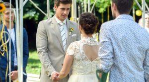 Matrimonio di Paul e Romy, Tempesta d'amore © ARD Christof Arnold (2)