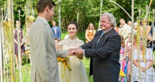Matrimonio di Romy e Paul, Tempesta d'amore © ARD Christof Arnold