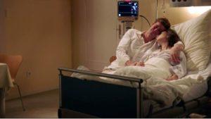 Romy muore tra le braccia di Paul, Tempesta d'amore © ARD (Screenshot)1