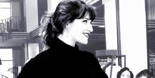 CLAUDIA VISMARA è Elsa Tadini a Il paradiso delle signore