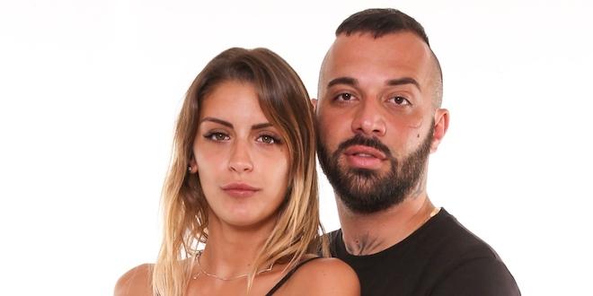 ER FAINA e SHARON di Temptation Island Vip / Foto Mediaset