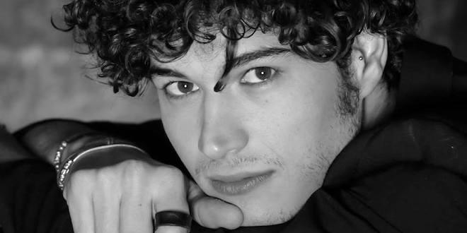 GIANCARLO COMMARE è Rocco Amato a Il paradiso delle signore (foto da Facebook)