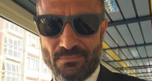 Giorgio Borghetti di Un posto al sole / Foto Instagram