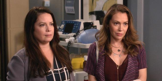 Grey's Anatomy riunisce le sorelle Halliwell di Streghe