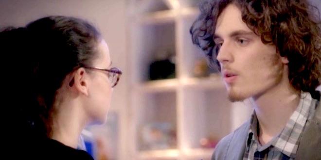MARIA MAURIGI (Alex) e AMATO D'AURIA (Vittorio) / Un posto al sole