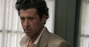 Patrick Dempsey è Harry Quebert / Copyright foto: MEDIASET e EAGLE PICTURES SPA
