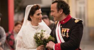 SILVIA e ARTURO SPOSI a UNA VITA / Foto di BOOMERANG TV