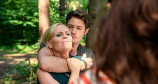 Annabelle bloccata da Joshua e Denise, Tempesta d'amore - ARD Christof Arnold