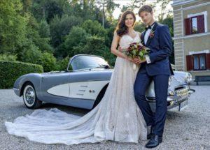 Matrimonio di Denise e Joshua, Tempesta d'amore © ARD Christof Arnold