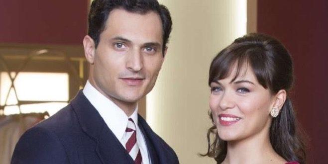 MARTA e VITTORIO (Gloria Radulescu e Alessandro Tersigni) de IL PARADISO DELLE SIGNORE