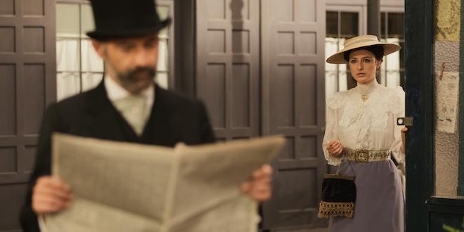JOAQUIN e LUCIA di Una vita / Foto di: BOOMERANG TV