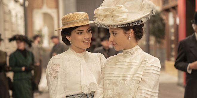 Leonor e Lucia di Una vita / Foto Boomerang tv