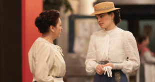LEONOR di Una vita (l'attrice ALBA BRUNET) / Foto di BOOMERANG TV