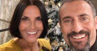 MARINA (Nina Soldano) e FABRIZIO (Giorgio Borghetti) / Un posto al sole