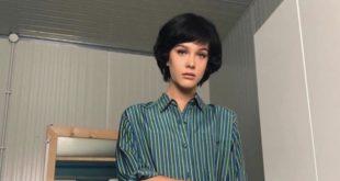 MARINA FIORE (l'attrice Ludovica Coscione) / Il paradiso delle signore