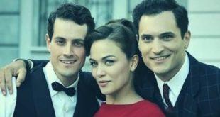 Salvatore, Marta e Vittorio / Il paradiso delle signore