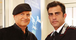 Don Matteo / Terence Hill e Simone Montedoro