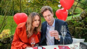 Henry e Jessica ritrovano l'anello di fidanzamento, Tempesta d'amore © ARD Christof Arnold
