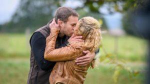 Tim e Franzi si baciano, Tempesta d'amore © ARD Christof Arnold