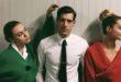 Angela, Riccardo e Ludovica de Il paradiso delle signore / Foto dal profilo Instagram dell'attrice GIULIA ARENA