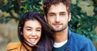 Giorgia Gianetiempo e Luca Turco di Un posto al sole