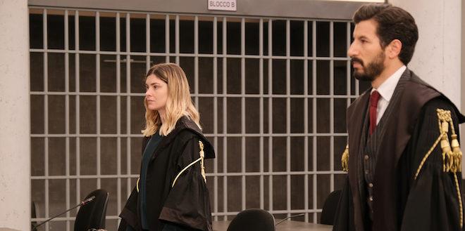 Il processo, fiction di Canale 5 / Foto di: MEDIASET