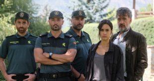 La caccia - Monteperdido, fiction di Canale 5