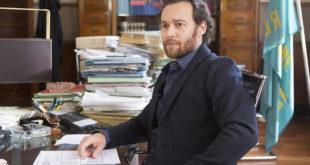 """L'attore GIORGIO MARCHESI in """"Oltre la soglia"""" / Foto di LUISA COSENTINO"""