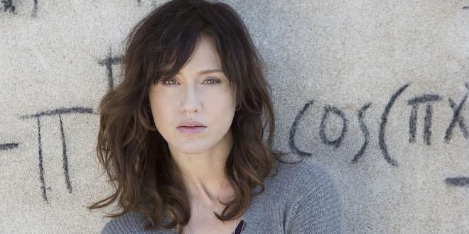 GABRIELLA PESSION è la protagonista della fiction OLTRE LA SOGLIA / Foto di MEDIASET