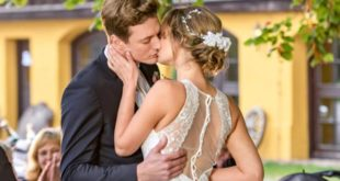 Henry e Jessica si sposano, Tempesta d'amore © ARD Christof Arnold