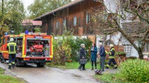 Incendio a casa Sonnbichler 1, Tempesta d'amore © ARD Christof Arnold