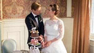 Ragnar e Tina si sposano, Tempesta d'amore © ARD Christof Arnold
