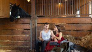 Tim e Nadja, Tempesta d'amore © ARD Christof Arnold