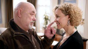 Walter (primo attore) e Natascha, Tempesta d'amore © ARD Christof Arnold