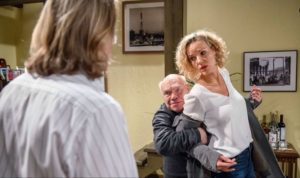 Walter scambia Natascha per una ladra, Tempesta d'amore © ARD Christof Arnold