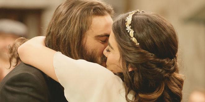 ELSA e ISAAC, il matrimonio