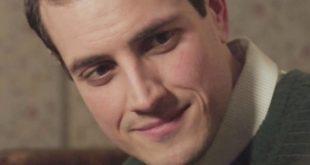 Emanuel Caserio è Salvatore ne Il paradiso delle signore / Foto dal profilo Instagram dell'attore