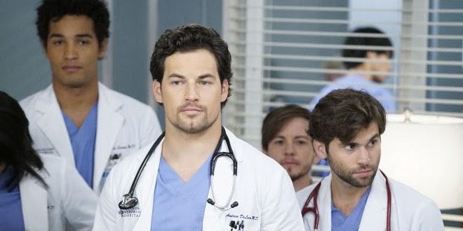 """Grey's Anatomy / episodio """"Andiamo tutti al bar"""""""