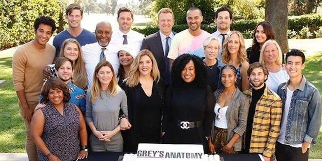 Greys Anatomy, 350 episodi