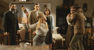 ANTOLINA e il resto del cast / Il segreto