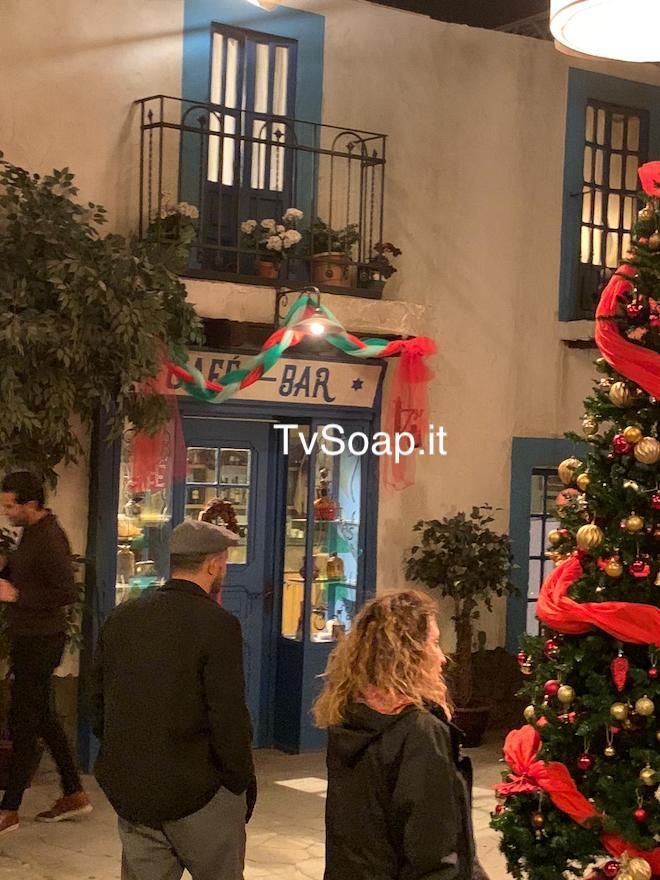 Il Segreto / Foto set Natale 2019 (1)