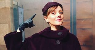 L'attrice MARTA RICHELDI è Silvia Cattaneo a Il paradiso delle signore